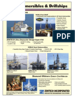 Zentech Semi Submersible Drillships Brochure 2