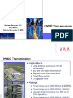 Panel-02-1 Overview of HVDC Transmission
