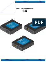 FMB1YX User Manual v0.12