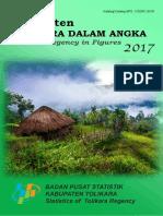 Kabupaten Tolikara Dalam Angka 2017
