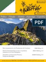 Breve Aproximacion Fundamentos Crisolismo n1 Vol1 Mayo2017