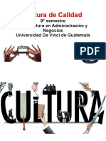 1 - Cultura de Calidad - Diapositivas