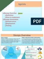 Devops for ERP Implementation