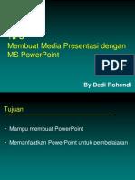 3-Tips Membuat PPT