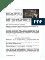 Ensayo de debates y propuestas sobre la problemática educativa.docx
