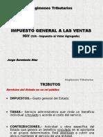 Impuesto General a Las Ventas - 1