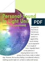 Sound to Light Unit
