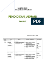 RPT Pendidikan Jasmani 3 2018 SKTBA1