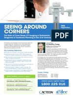 Acteon/Adec Event Flyer - Dr Geoffrey Young