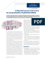 Potencial Del Big Data Para Enfermeria