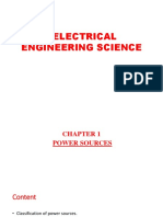 Power Source -Electrical Engg Science