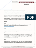 Diacnostic Test Info