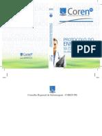 Livro Protocolo Do Enfermeiro Coren PB 2015