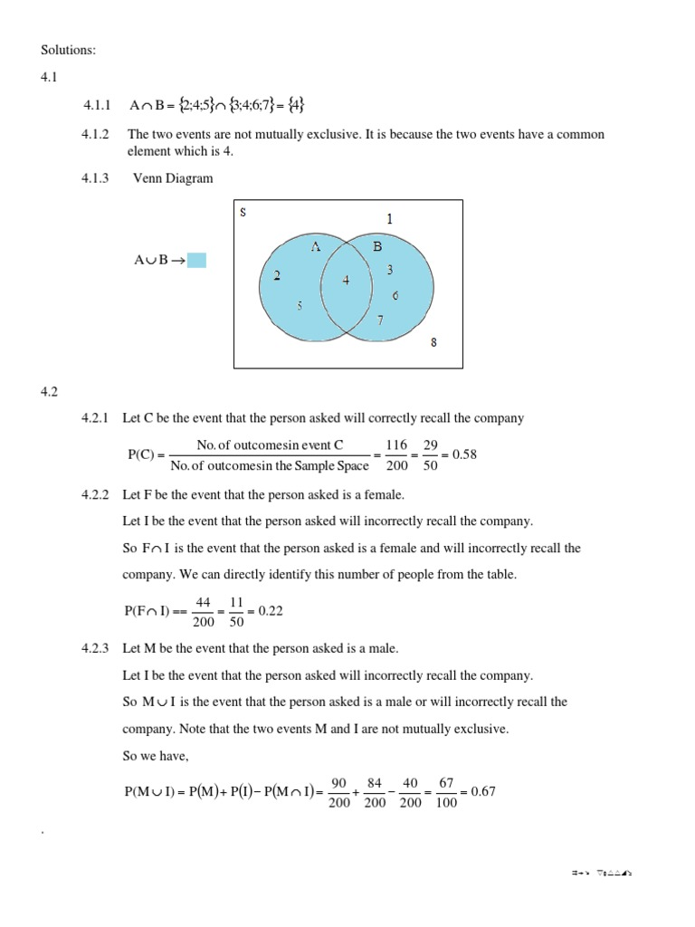Probability solutions pooptronica