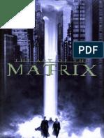 The Matrix Artbook