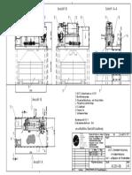 Sludge dewatering layout