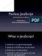 Introduction to jQuery