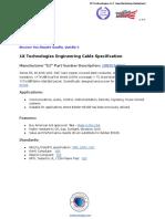 1XTech® Belden 82108 Cable spec- 1XB82108EQ - English pdf