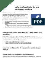 Bien Parametrer La Confidentialite de Ses Donnees Sur Les Reseaux Sociaux 36723 Mzpm02
