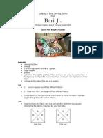 Pincushion Tutorial Patch Vierkant