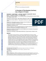 The Phenotype and Genotype of FOP