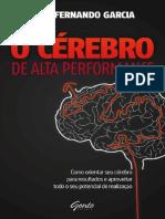 0 Cerebro de Alta Performance Luiz Fernando Garcia