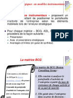 Matrices D_analyse Stratégique
