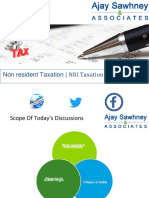 Non resident Taxation | NRI Taxation Service in Delhi