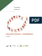 Texto 1 Educação Especial - Fundamentos
