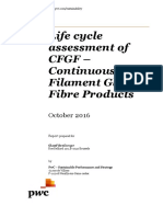 LCA Report CFGF Products 20161031 PwC
