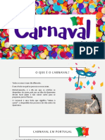 O Carnaval em Portugal