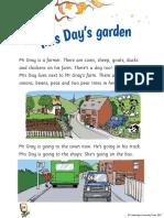 Mrs Days Garden