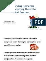 Teori-keperawatan Dan Aplikasi Dalam Homecare