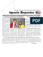 February 21 - 27, 2018  Sports Reporter