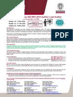 2- IsO 9001-2015 Transition Training IRCA 20.10.15