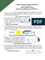 Boletin Problemas Optica
