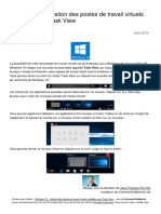 Windows 10 Gestion Des Postes de Travail Virtuels Multiples Avec Task View 44513 Ntlh3a