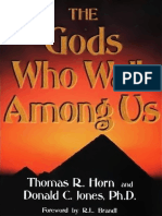 The Gods Who Walk Among Us Tom Horn