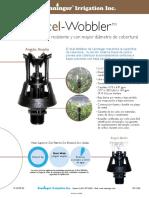 Xcel Wobbler SP1