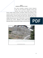 8 Bab 5 Dinding Penahan Tanah