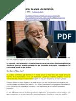 2016-07-07 Max-Neef Pasos Hacia Una Nueva Economía