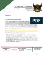 DAPSS Response to CSAC Initial Report_021618