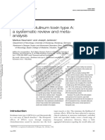 Safety of Botulinum Toxin Type a, Systematic Review and Metaanalysis(2004)