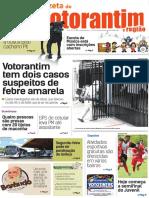 Gazeta de Votorantim, Edição  255