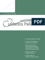 Terapia Paleativa No Brasil