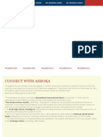 Connect With Ashoka