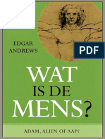 Recensie - Wat is de Mens - Edgar Andrews