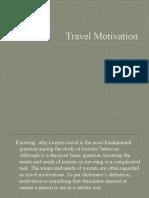 Lesson 5 Travel Motivation
