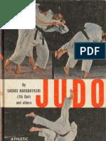Judo Sadaki Nakabayashi 1965