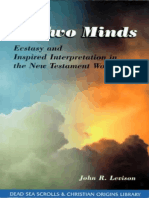 Of Two Minds_ Ecstasy and Inspired Interpretation in the New Testament World.pdf